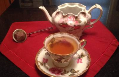 The antiviral and anti-inflammatory properties of tea